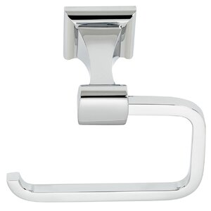 Manhattan Wall Mounted Single Post Toilet Paper Holder
