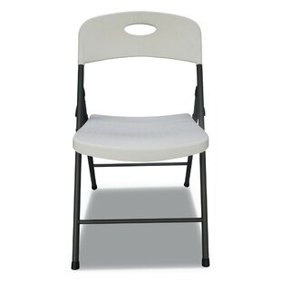 Read Reviews Resin Folding Chair (Set of 4) by Alera® Reviews (2019) & Buyer's Guide