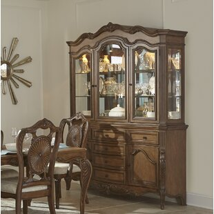 Whitcomb China Cabinet (Set of 2)