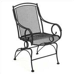 Woodard Modesto Patio Dining Chair