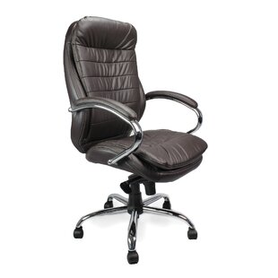 Review Managers High-Back Executive Chair