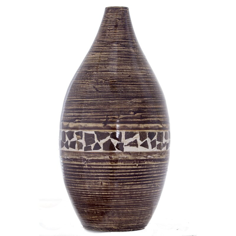 Heather Ann Floor Vase Wayfair