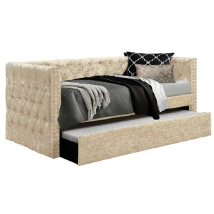 Dwayne Chesterfield Daybed With Trundle By Willa Arlo Interiors