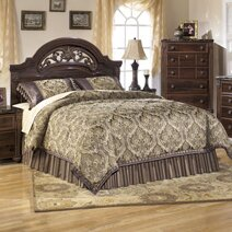 Astoria Grand Fredrick Panel Bed