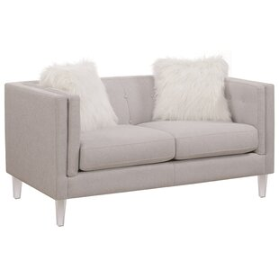 Friesen Designed Loveseat by Everly Quinn
