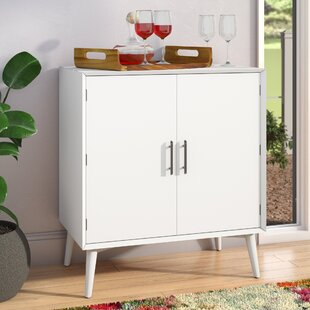 Boaz Bar Cabinet by Langley Street Great price