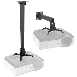 Universal Adjustable Ceiling Projector Mount