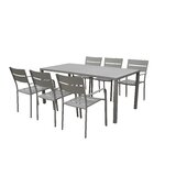 MMI 7 Piece Dining Set