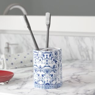 Chrome Elegant Toothbrush Holder Wayfair