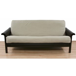 Malabar Pebble Box Cushion Futon Slipcover By Easy Fit