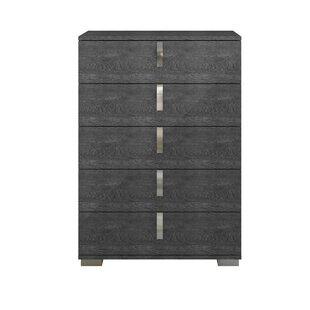 Price comparison Wyton 5 Drawer Dresser by Orren Ellis