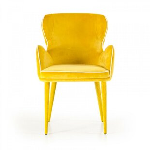 Azurite Upholstered Dining Chair by Brayd..