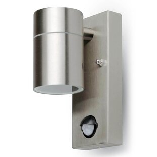 Outdoor Sconce With Motion Sensor By Sol 72 Outdoor