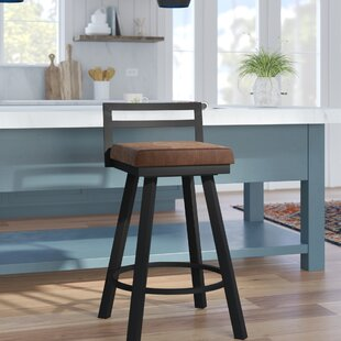 Penton 26 Swivel Bar Stool by Brayden Studio No Copoun