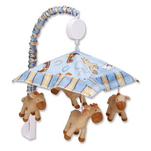 Purchase Carmack Cowboy Baby Mobile ByZoomie Kids