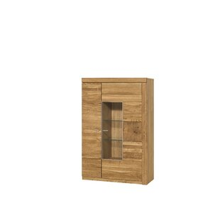 Grover Curio Cabinet By Gracie Oaks