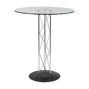 Orren Ellis Berlanga Glam Dining Table