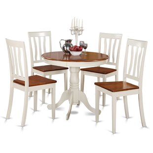 Baconton 5 Piece Dining Set