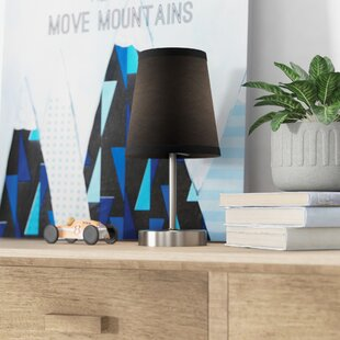 Price Check Ennis Contemporary Candlestick 10 Table Lamp By Harriet Bee