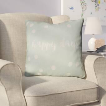 Wrought Studio Buitron Throw Pillow Reviews Wayfair