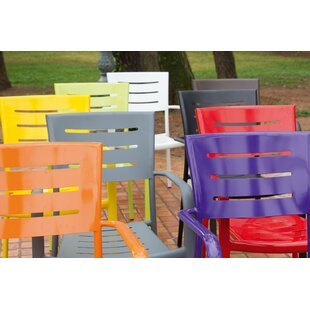 Austino Stacking Garden Chair By Sol 72 Outdoor
