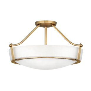 Hathaway Indoor 4-Light Semi Flush Mount by Hinkley Lighting