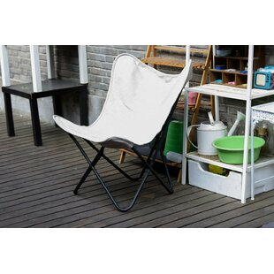 Pithadia Butterfly Ourdoor Folding Camping Chair by Latitude Run