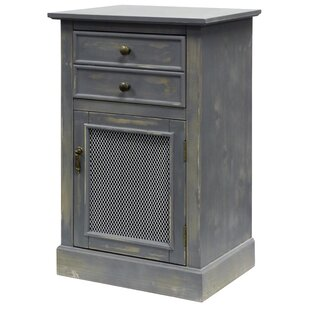 Lachlan 1 Door Accent Cabinet by August Grove