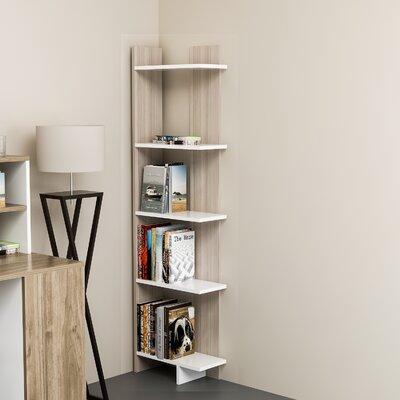 Zipcode Design Lynnfield Corner Bookcase