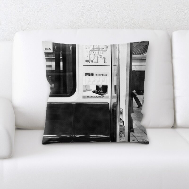 Ebern Designs Lam Throw Pillow Wayfair