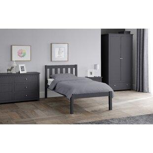 Garrrett Single Bed Frame By Harriet Bee