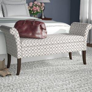 Michigan Upholstered Storage Bench