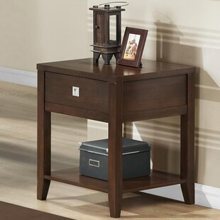 Read Reviews Calla End Table by Latitude Run