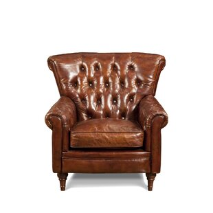 Spence Wing back Chair by Loon Peak