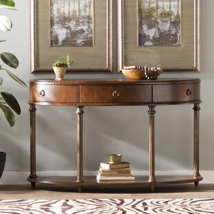 Look for Danvers Console Table ByWorld Menagerie
