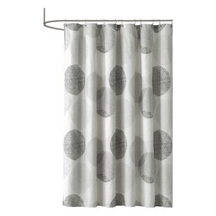 Jeske Microfiber Shower Curtain
