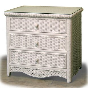 Nahua 3 Drawer Dresser