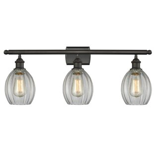 Clearance Raylene 3-Light Vanity Light By Ivy Bronx