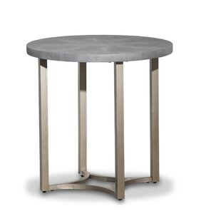 Alta End Table By Michael Amini