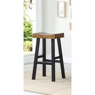 Lippa 29 Bar Stool (Set Of 2) by Millwood Pines Wonderful