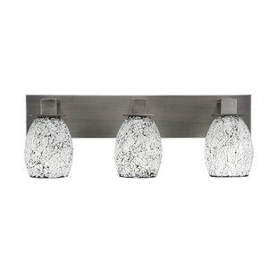 Ebern Designs Hollway 3-Light Vanity Light