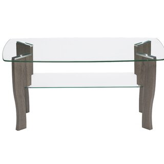 Araujo Mid Century Top Coffee Table by Wrought Studio SKU:CE679372 Guide