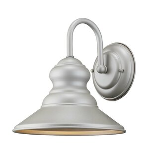Morton 1-Light Outdoor Sconce