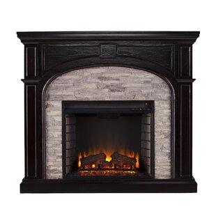 Electric Infrared Fireplace Wayfair