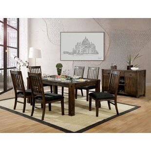 Radstock 7 Piece Dining Set Andrew Home Studio