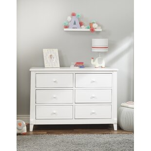 Berkley 6 Drawer Double Dresser