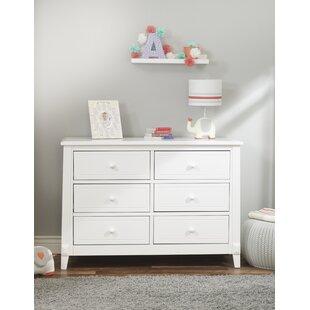 Where buy  Berkley 6 Drawer Double Dresser by Sorelle Reviews (2019) & Buyer's Guide