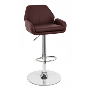 Tesla Adjustable Height Swivel Bar Stool ..