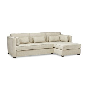 Thurso Sectional by Gracie Oaks