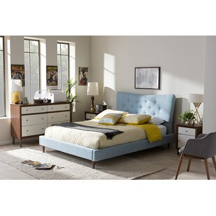 Berard Upholstered Platform Bed
